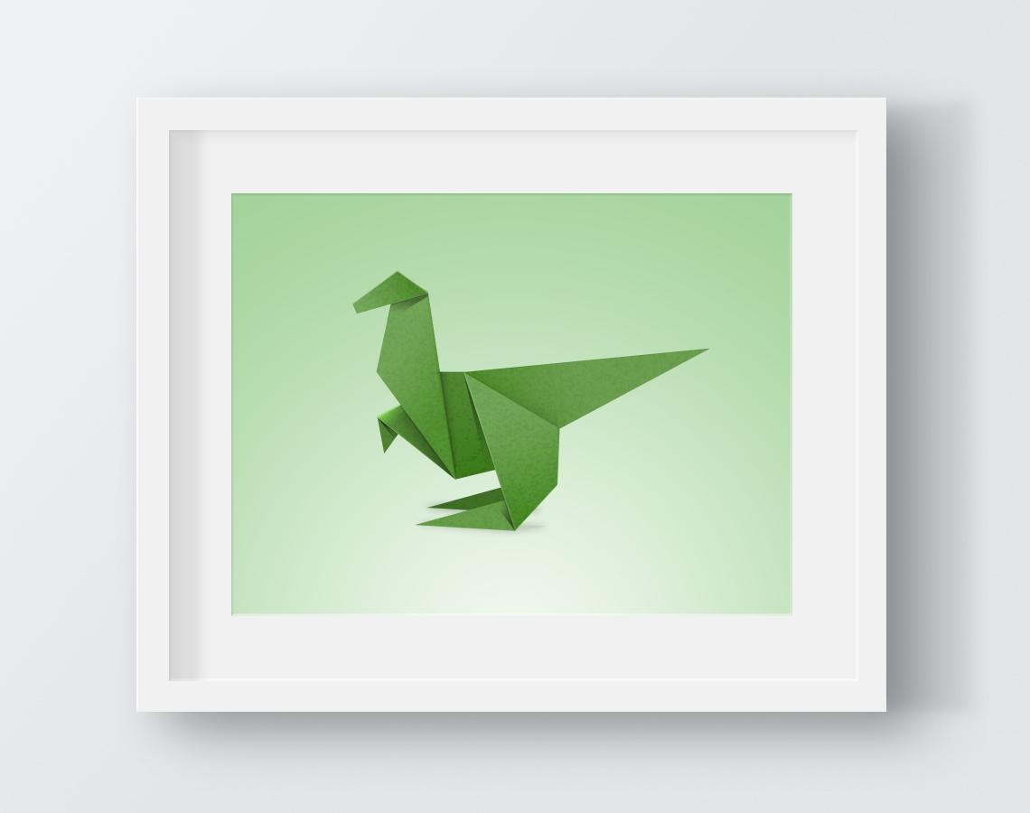 Origami_004-dino